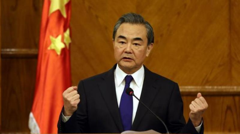Chinese Foreign Minister Wang Yi (Photo: AFP)