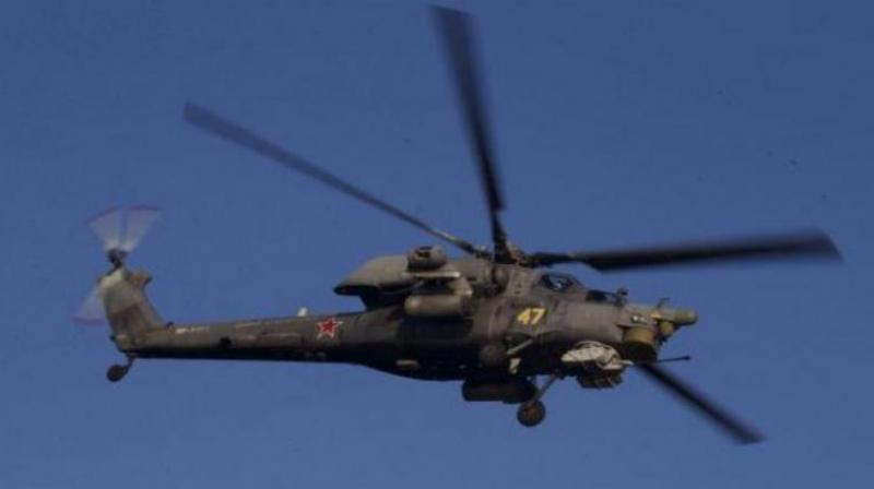 The city's government has confirmed approving trial operations of the helicopter operated by a Lhasa-based company, state-run Xinhua news agency reported. (Representational image)