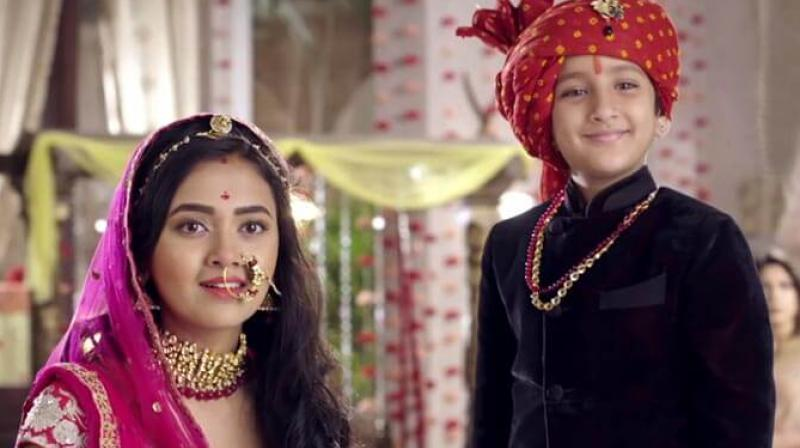 After 'Balika Vadhu', 'Pehredaar Piya Ki' is another show tracing child marriage.