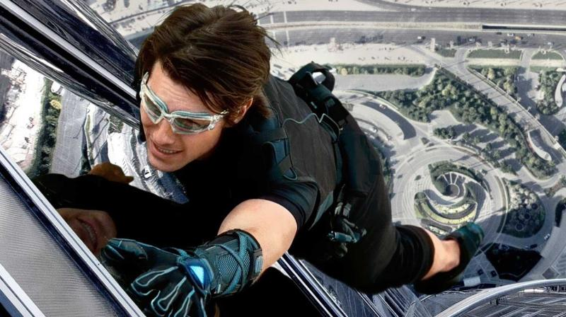 Tom Cruise's Mission: Impossible' has been among his most popular films.
