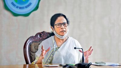 Didi protests bid to divide Bengal, fuel price hike, attacks on TMC in Tripura
