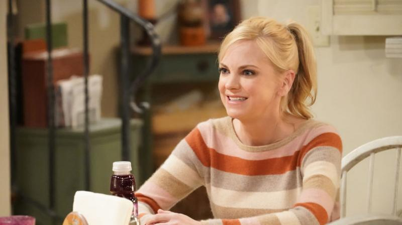Actor-comedian Anna Faris is exiting her hit TV show 'Mom', ahead of its eighth season. (CBS)