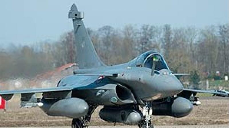 'Why did the Modi government forego transfer of technology for manufacture of next generation Rafale fighter aircraft to India through public sector HAL and despite foregoing transfer of technology, how did the cost increase?' Surjewala asked. (Representational image | AP)