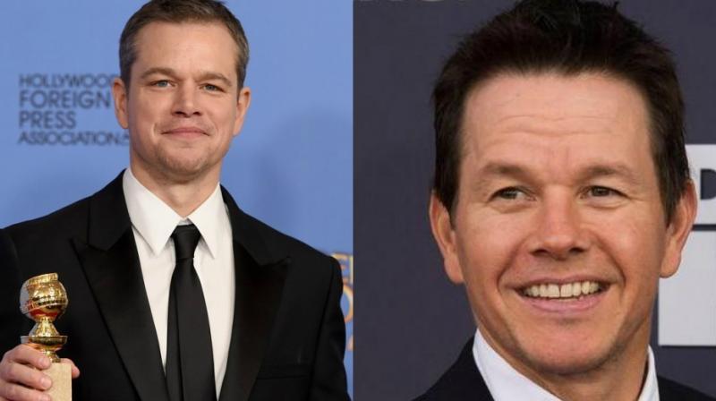 I Never Correct Anybody Mark Wahlberg On Being Mistaken For Matt Damon