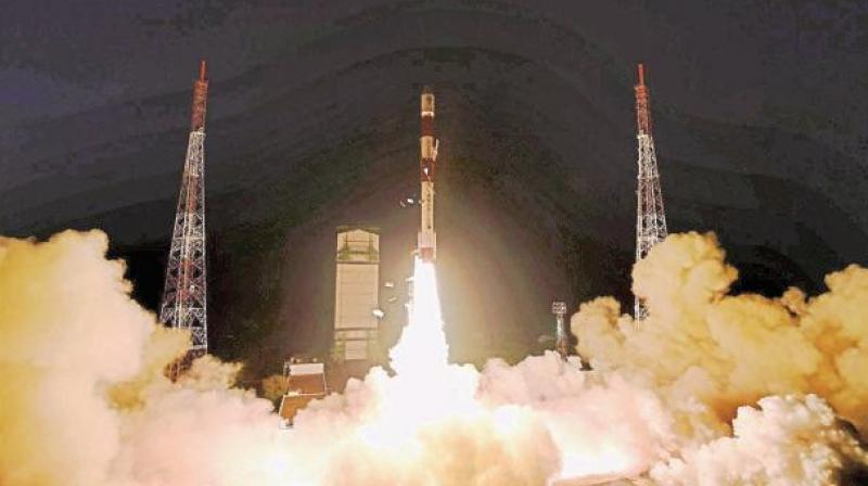Space technology has come very handy in the area of disaster management, the minister said, adding that space medicine is also deeply connected in the endeavour to send three Indians to space. (Photo: PTI)