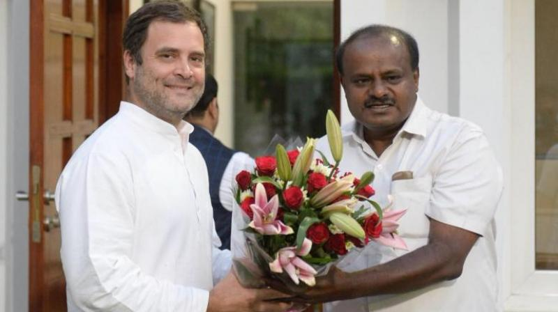 However, a final decision would be taken by Deve Gowda and Congress chief Rahul Gandhi. (Photo: File)