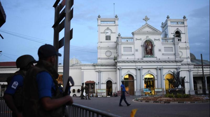 Malcolm Cardinal Ranjith, the head of the local catholic church, has asked all churches to stop masses until the situation improved, his office said. (Photo: AP)