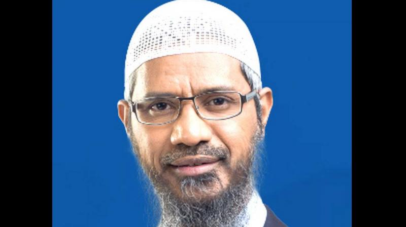 Naik, who has repeatedly rejected the charges against him in India, said his detractors were quoting him out of context to malign him. (Photo: File)