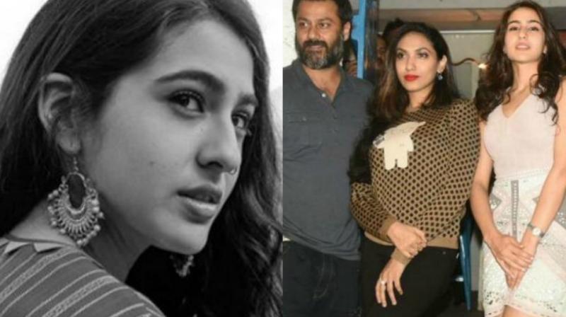 Sara Ali Khan's much anticipated debut 'Kedarnath' was being produced by Prernaa Arora.