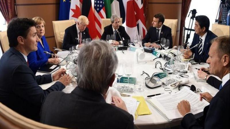 US President Donald Trump supports Russia's readmission into the group, and put forth a proposal for the same during this year's G7 summit held in the French city of Biarritz. (Photo: ANI)