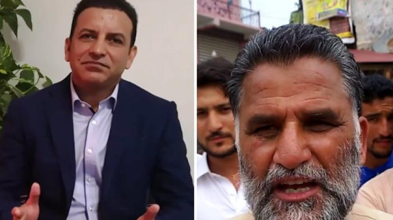They said that Islamabad is only using religion as a tool to nurture and proliferate terrorism which has deeply hurt the interests and ambitions of Kashmiris. (Photo: ANI)
