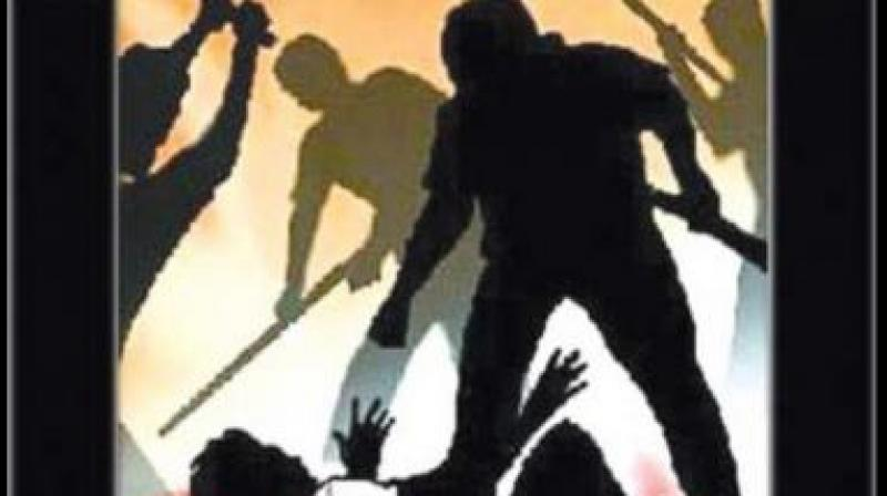 On the basis of video footage, four people have been arrested. (Photo: Representational)