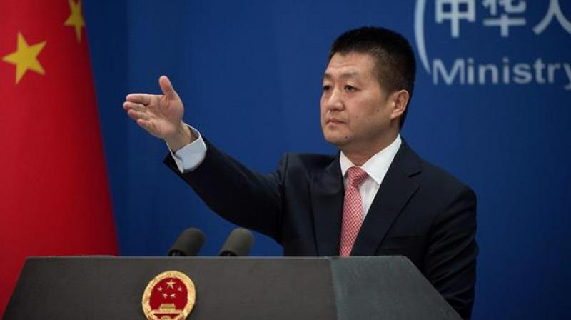 Asked about China's stand on the current political crisis in Sri Lanka considering that Beijing has made huge investments in the island nation, Chinese Foreign Ministry spokesman Lu Kang said China is following the crisis closely. (Photo: File)
