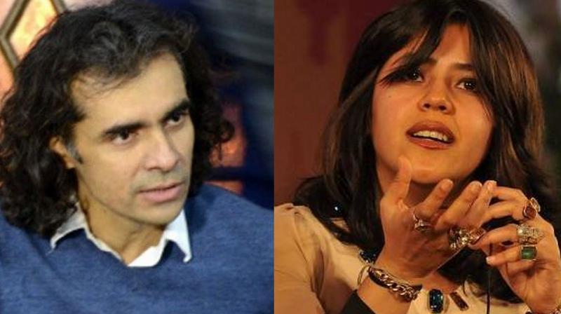 Imtiaz Ali and Ekta Kapoor.