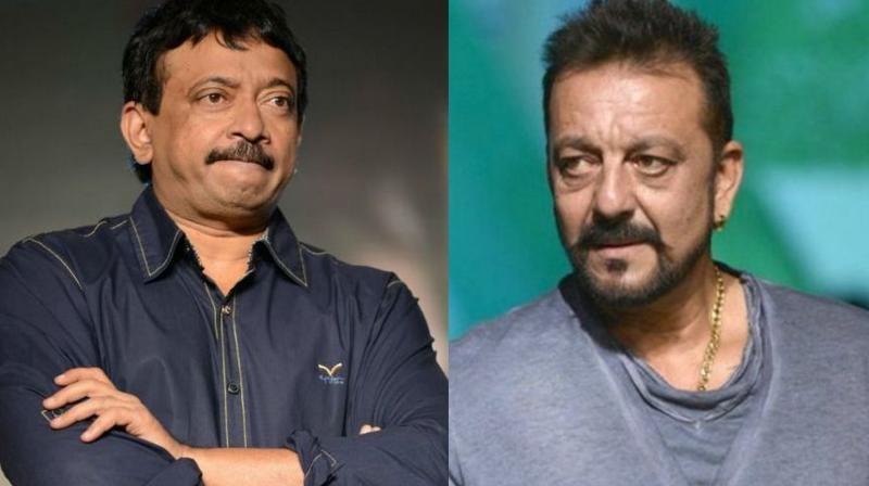 Ram Gopal Varma and Sanjay Dutt.