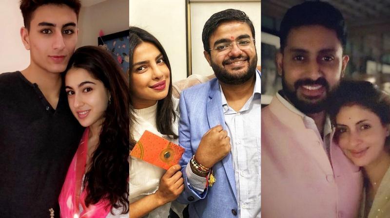 Bollywood celebrates Raksha Bandhan.