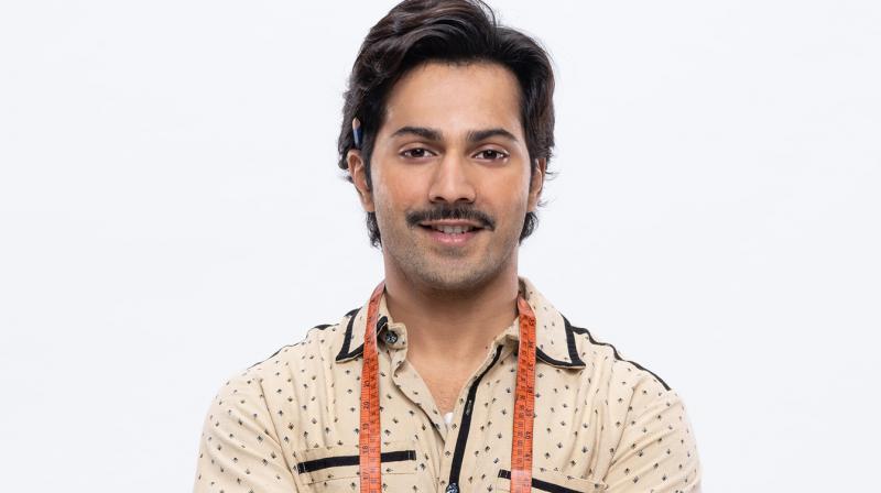 Varun Dhawan's look in Sui Dhaaga: Made In India.
