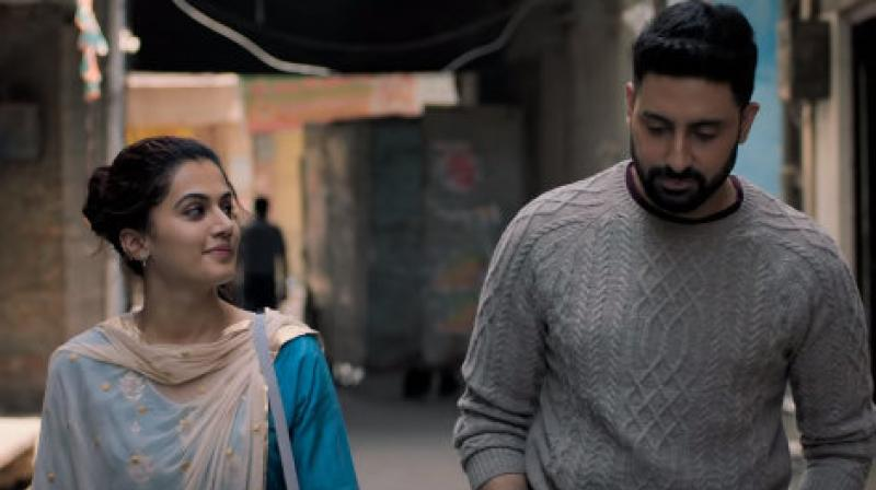Manmarziyaan was premiered at the 2018 Toronto International Film Festival.