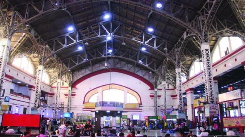 Among many initiatives, Indian Railways has installed LED lights on railways stations.