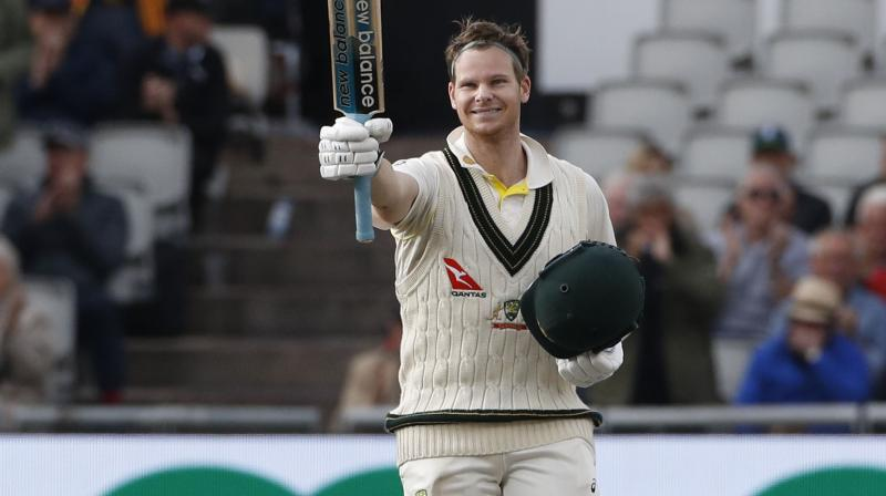 England skipper Joe Root identified Australia batsman Steve Smith as the standout performer in the ongoing Ashes and said if the batsman is taken out of the equation, the situation would be very similar for both teams. (Photo:AFP)