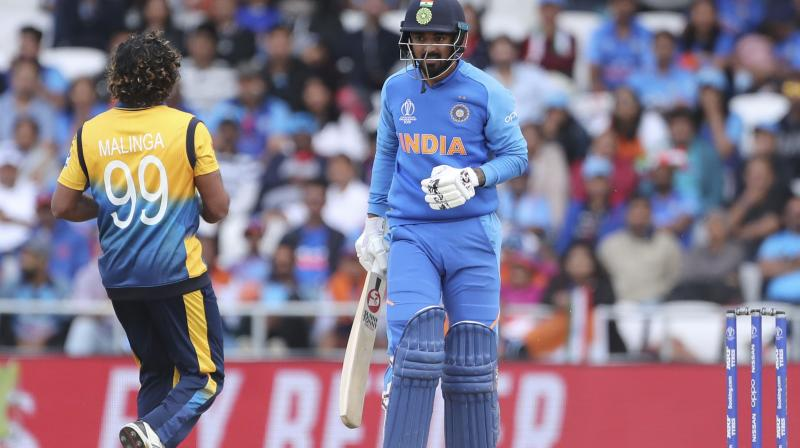 Malinga's 56 wickets from 29 matches put him third, behind Australian Glenn McGrath (71) and fellow Sri Lankan Muttiah Muralitharan (68), in the list of most successful bowlers in the history of the World Cup. (Photo: AP)
