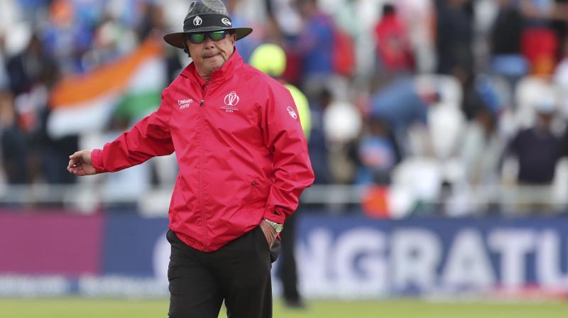 With Saturday's India vs Sri Lanka clash at Headingley as his last, English umpire Ian Gould drew curtains on his umpiring career. (Photo:AP)