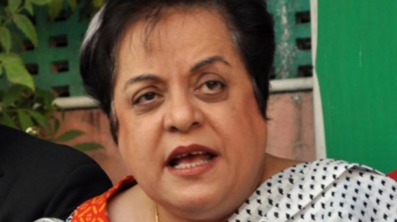 Shireen Mazari (Photo: PTI)