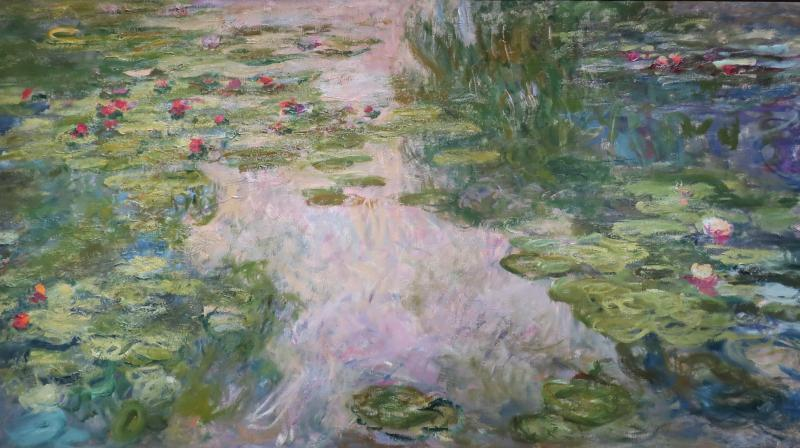 On the Google Arts and Culture app, you can transform your photographs in part or fully to reflect Claude Monet's style, among the various artists featured. (Photo   Wikimedia Commons)