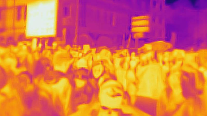 Thermal screening of the public once the lockdown is lifted will help identify any potential carriers of the coronavirus early. (Photo | Flickr - Marco Verch)