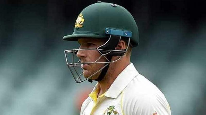 After witnessing a successful 2019 World Cup stint with Australia, the limited-overs Aussie captain, Aaron Finch has once again expressed his desire to represent his nation in the longest format of the game. After witnessing a successful 2019 World Cup stint with Australia, the limited-overs Aussie captain, Aaron Finch has once again expressed his desire to represent his nation in the longest format of the game. Finch was last seen playing Tests in 2018. (Photo:AFP)
