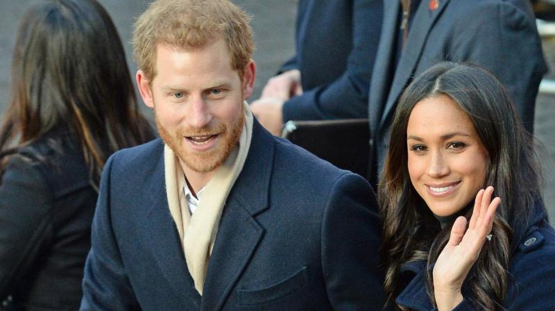 Prince Harry and Meghan Markle (Photo: AP)