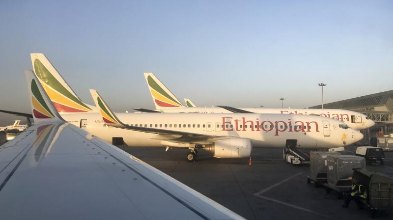 Most countries have stopped the 737 MAX 8 and 9 planes from flying after an Ethiopian Airlines crash on Sunday. (Photo:AP)
