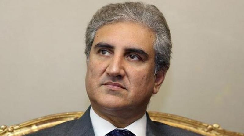 Qureshi said the UAE or any other country had the right to maintain bilateral relations with countries of their choice. (Photo: File)