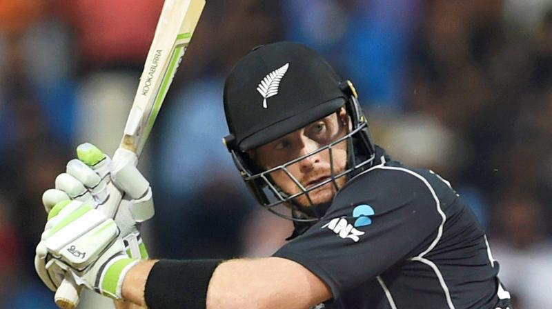 Guptill was the architect behind New Zealand's best-ever World Cup campaign in 2015, guiding the team to its maiden tournament final. (Photo: PTI)