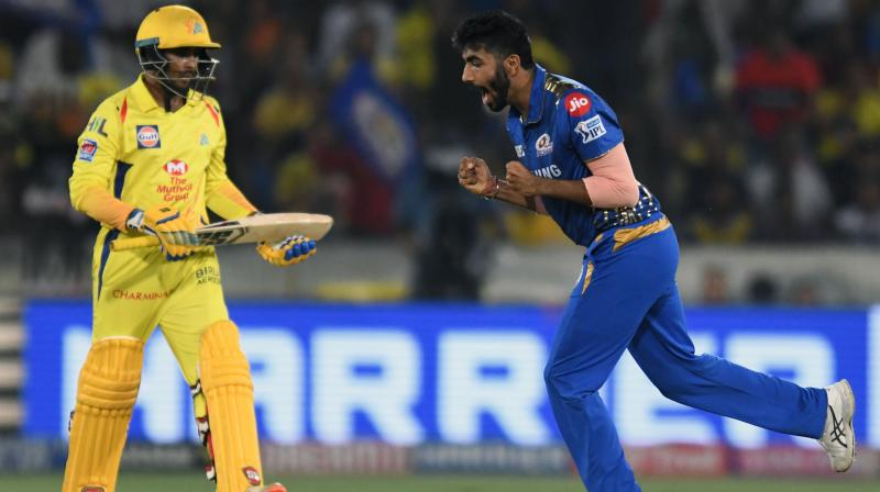 Bumrah managed to get 16 wickets in 16 matches of IPL 2019. (Photo: AFP)