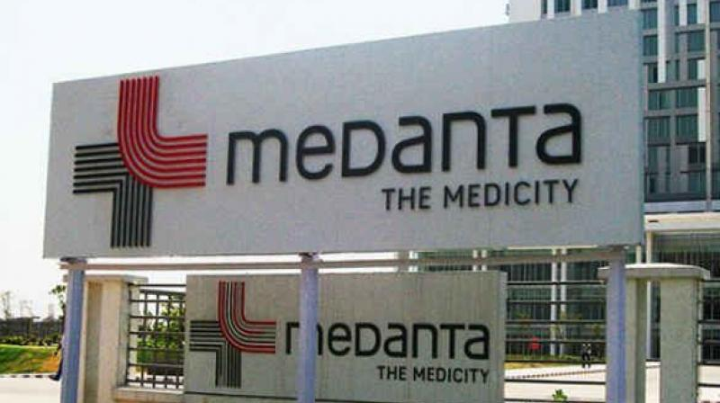 Gurgaon Police PRO says, 'We received a complaint at Police Station Sadar yesterday. The complainant has levelled the allegation on Gurgaon's Medanta Hospital.' (Photo: PTI)