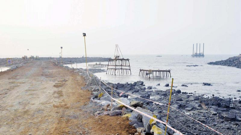 Currently, total cost of the project is Rs 12,000 crore