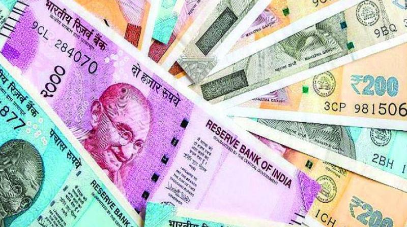 The Financial Benchmark India Private Ltd (FBIL) set the reference rate for the rupee/dollar at 70.5798 and for rupee/euro at 79.7660.