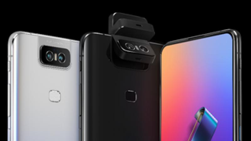 ASUS 6Z also achieved excellent results in the video category tests with a top-ranked score of 99.