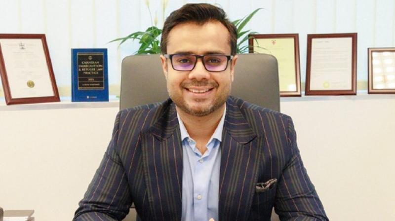 Mr Lovedeep Singh Arora, Managing Director and Co-Founder, The ACE Luxury Immigration Solutions  — By arrangement
