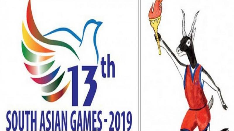 As the South Asian Games 2019 comes to a closure, India remained on top in the medal tally of the 13th edition of the games on Monday. (Photo: ANI)
