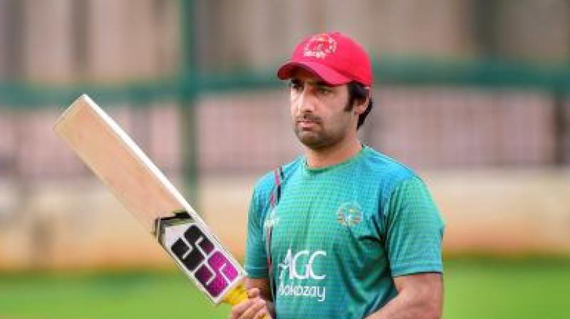 The 32-year-old Asghar Afghan has represented Afghanistan in 111 ODIs, 66 T20 Internationals and 4 Test matches. (Photo: PTI)