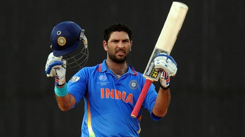 Yuvraj Singh retired from international cricket in 2019 and is free to play anywhere. (File photo)