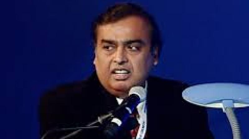 Reliance's shares plunged 6.9 per cent on the day of the announcement and are down about 20 per cent since their record close on Aug 28.