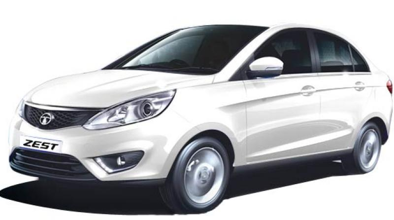 Tata Motors has so far sold more than 85,000 units of Zest since its launch in August 2014.