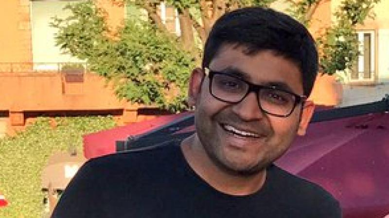Twitter appoints Parag Agrawal as chief technology officer