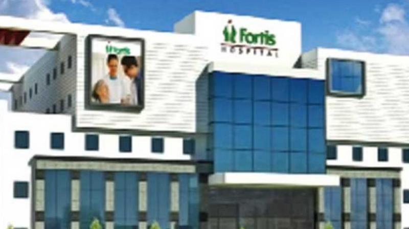 Fortis Healthcare said it has received a non-binding expression of interest from KKR-backed Radiant Life Care, making it the fifth bidder for the beleaguered firm.
