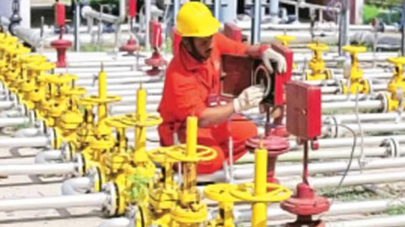 Under the PSC regime, oil firms are allowed to recover their cost first before earnings from blocks are shared with the government.