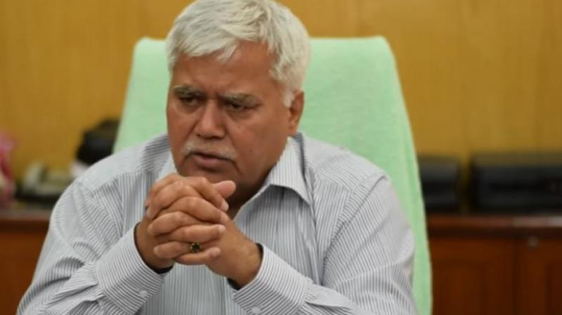 TRAI chairman R. S. Sharma
