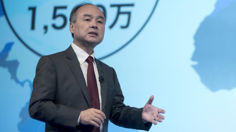 SoftBank Group Corp Chief Executive Masayoshi Son. (Photo: AP)